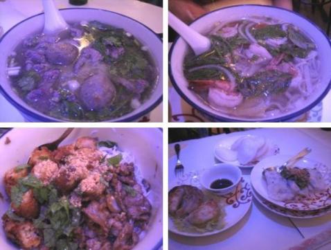 きょんのたわごと-ベトナム料理