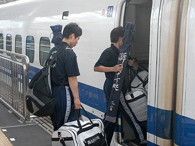 埼玉へ出発