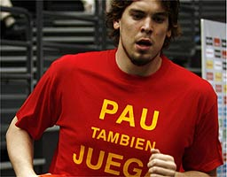 Pau tambien juega