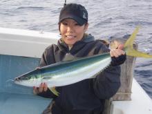 沖縄から遊漁船「アユナ丸」-釣果(H21.2.21)