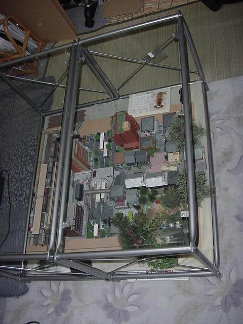 ガラステーブル08022812