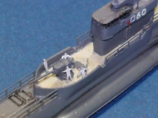 中型潜水艦(呂号)L4型・呂号第60...