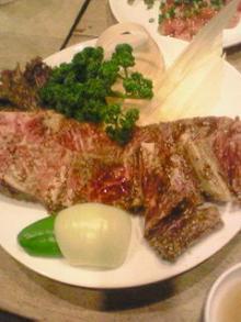 お肉が好きです!!