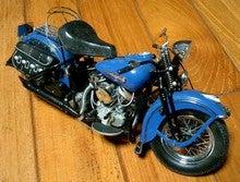 Franklin Mint 1/10 Harley Davidson 002