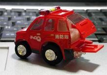 消防隊指揮車SUV