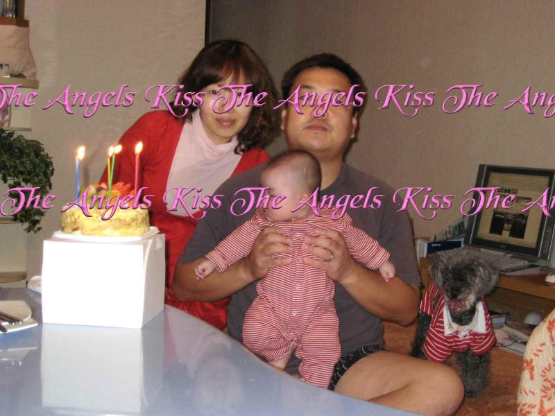 The Angel's   Kiss ☆
