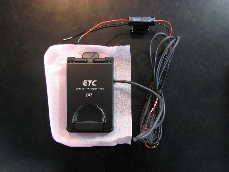 二輪ETC車載器 アンテナ一体型入荷しています! 京都のバイク ...