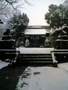 ご近所の神社^∇^