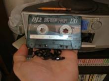 テープ切断