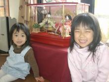 ★ ENA&YAYORI ★-お雛様