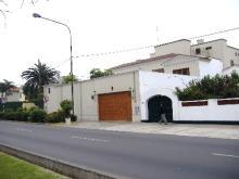 La casa de embajador indio