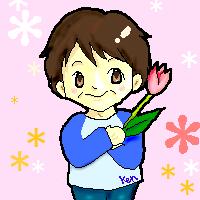 花キューピッド健ちゃん