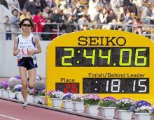 高橋尚子20080309