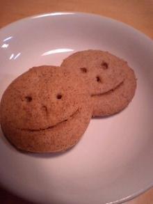 黒豆きな粉クッキー