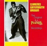 """Clarence """"Gatemouth"""" Brown逝く"""