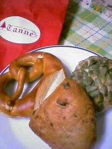 タンネのパン