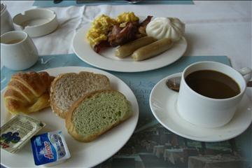 ランドマークホテル朝食