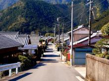 やさほらえ日記-中里の熊野海道
