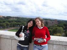 with ana