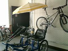 ふたり自転車