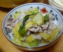 『春キャベツ鍋』