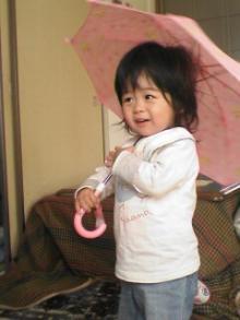 傘大好き♪