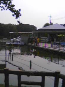 石神井公園ボート乗り場