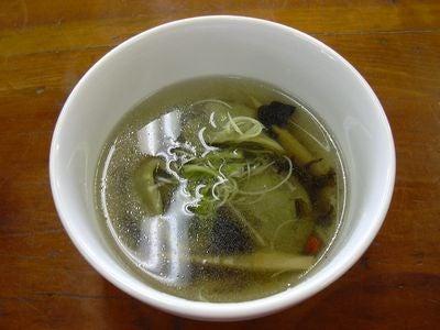 翡翠水餃子