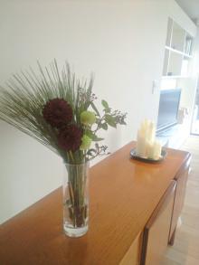 08お正月花