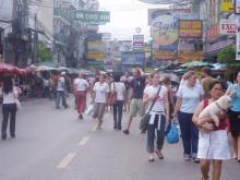 カオサンロード・タイ