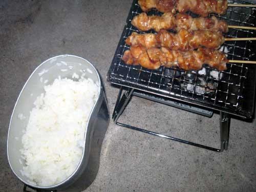 焼き鳥丼01