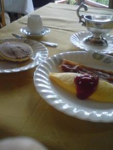 奈良ホテル朝食