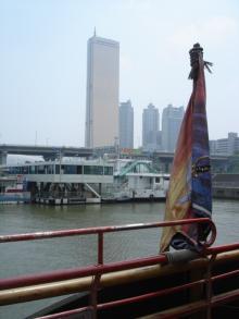 海賊船の旗