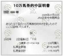 ラジオたんぱ賞(3連単)