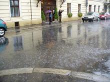 雨・クラコフ