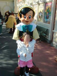 ピノキオ♪