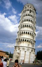 ピサの斜塔②(イタリア)