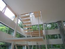 トラス階段