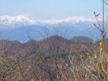 鍋割から谷川岳2008.1.8