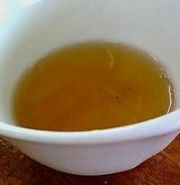 椎茸スープ