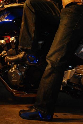 パパはおっきなオートバイ乗り