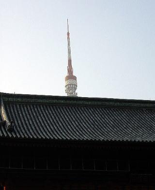 tokyotower&temple6