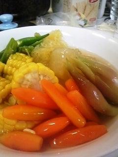 夏野菜炊き合わせ