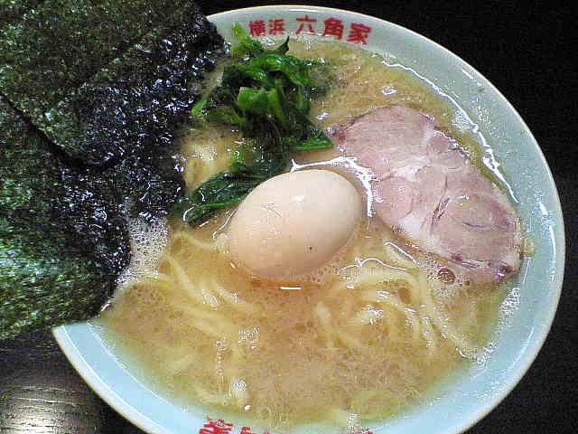 横浜 六角家 @船橋   食いしん...