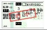 宝塚記念07馬券