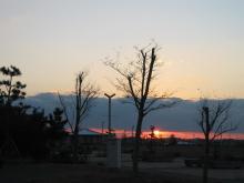 夕日ノ公園。