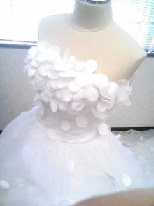 花びらのドレスアップ