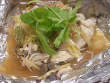 鱈の香り包み焼き7