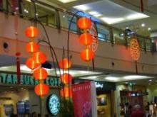 中華正月飾り2