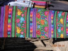サンアントニオ・アグアス・カリエンテスの織物
